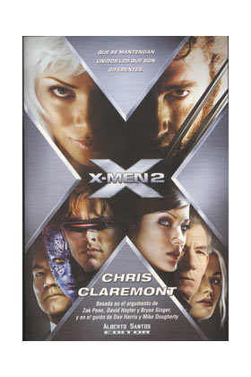 X-MEN 2 ( NOVELA )