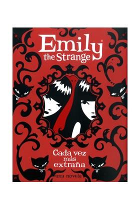 EMILY THE STRANGE. CADA VEZ MAS EXTRAÑA (NOVELA)
