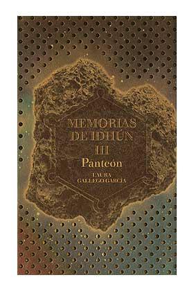 MEMORIAS DE IDHUN 3: PANTEON