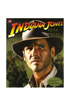 INDIANA JONES GUIA VISUAL