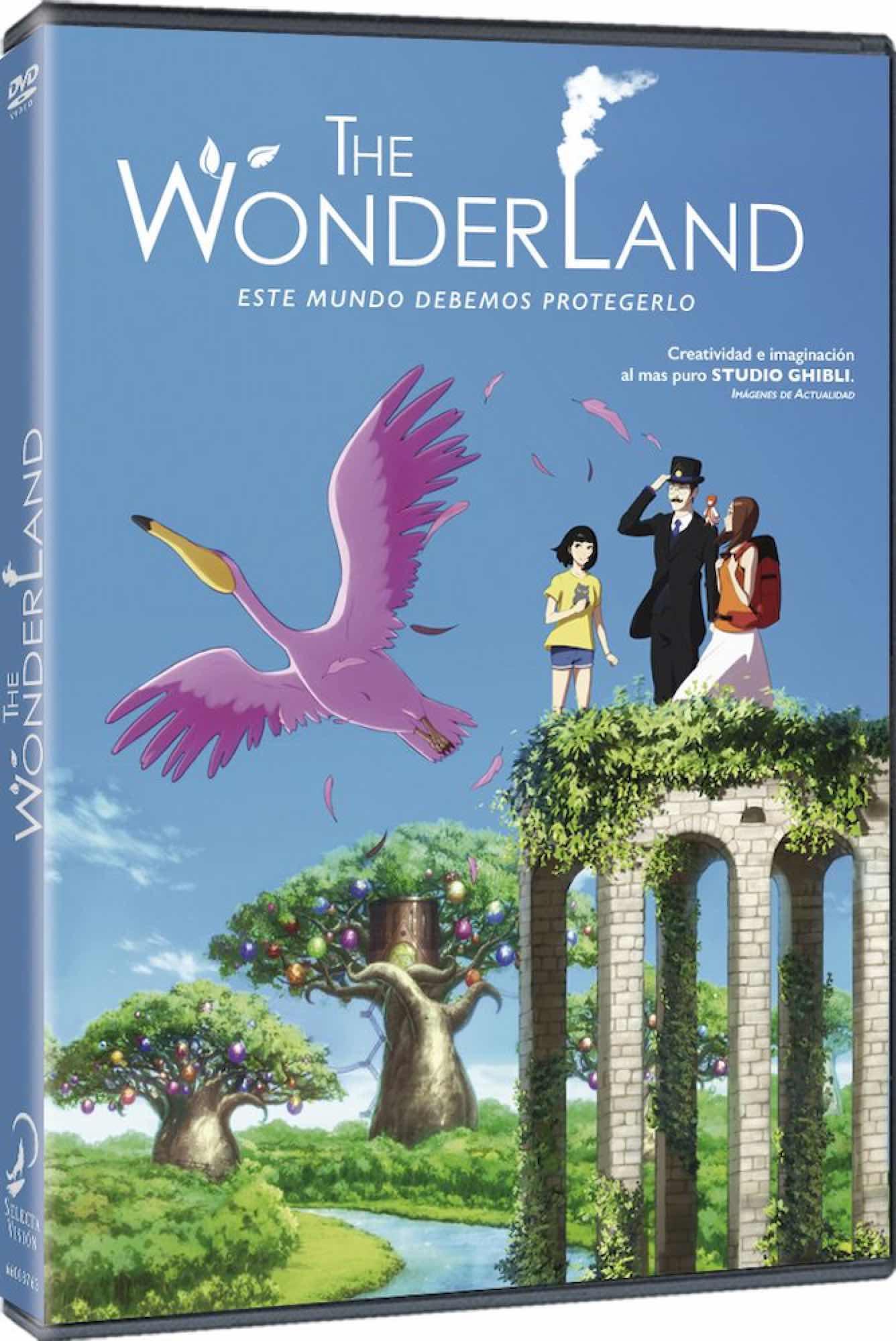 DVD THE WONDERLAND