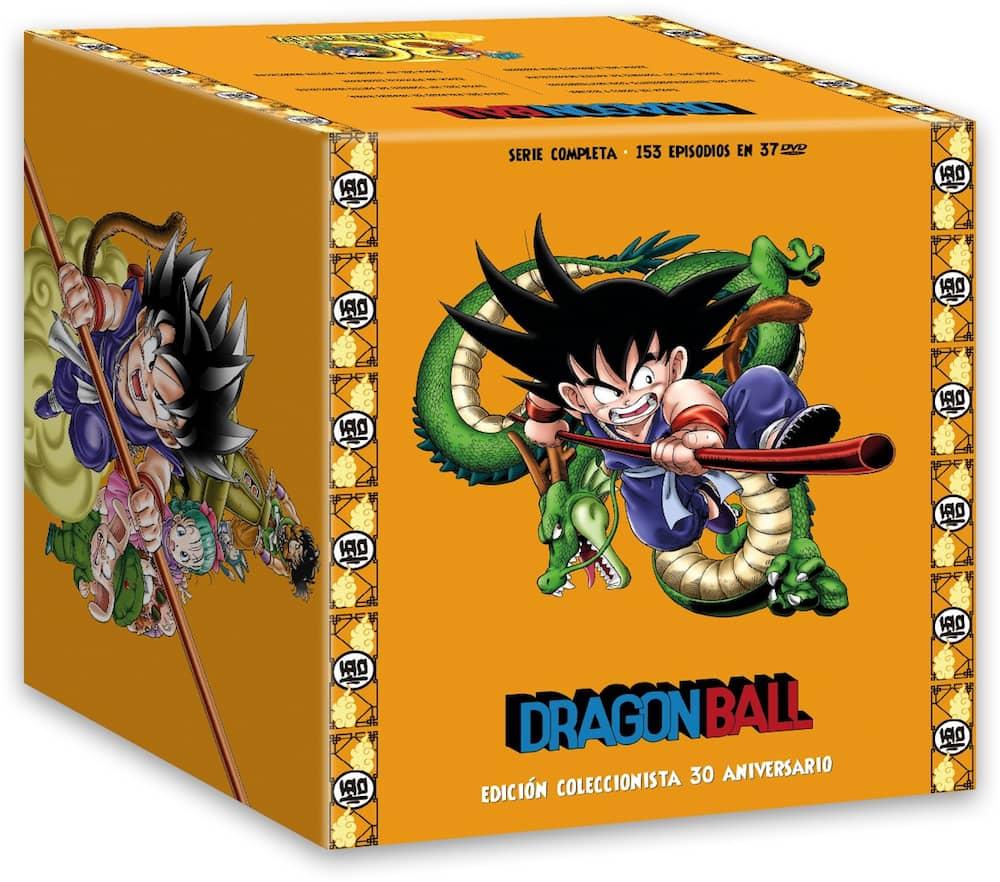 DRAGON BALL  SERIE COMPLETA DVD (EDICION COLECCIONISTA 30 ANIVERSARIO)