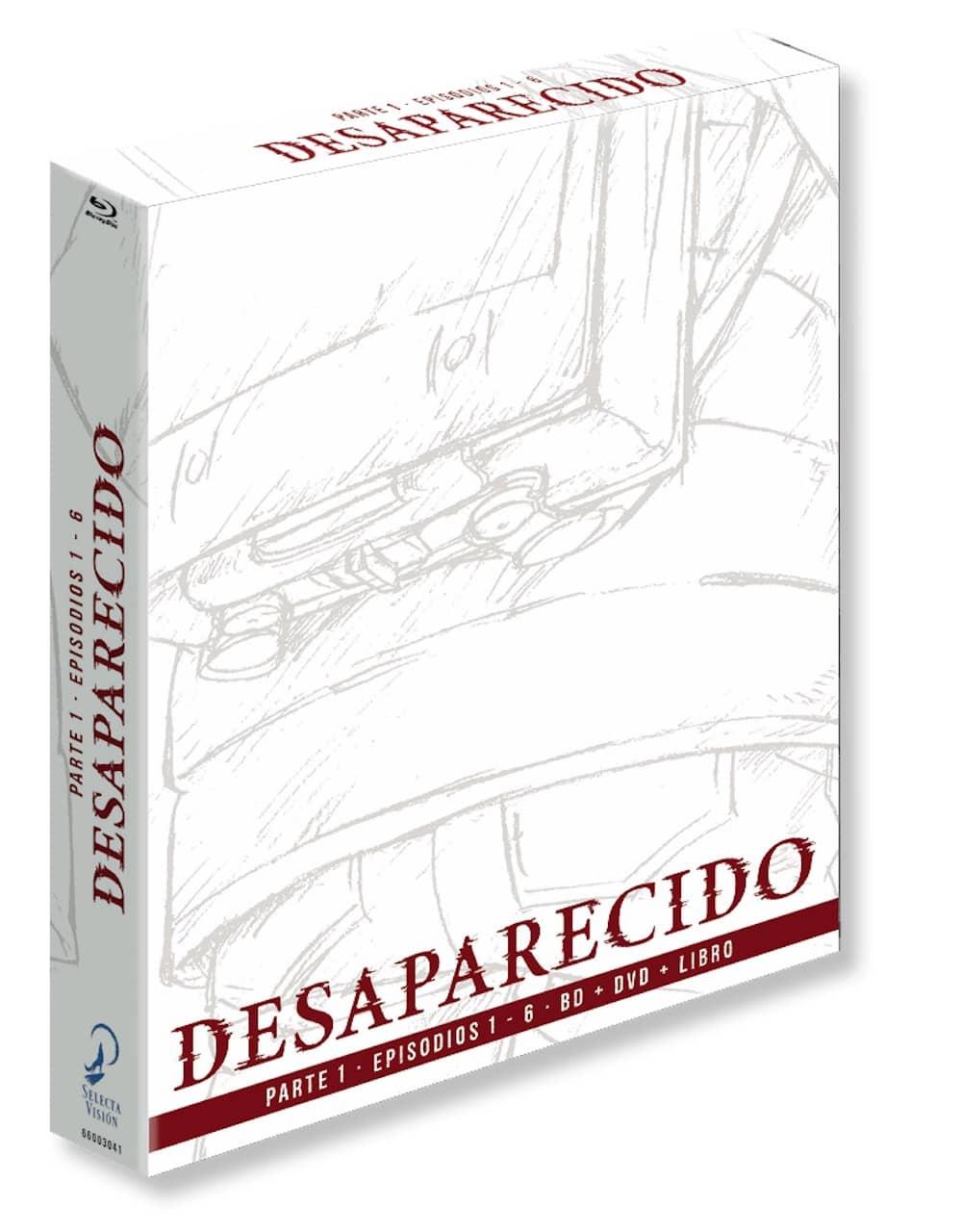DESAPARECIDO - BLU-RAY