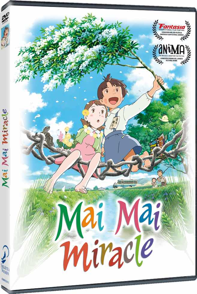 DVD MAI MAI MIRACLE