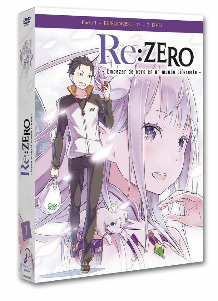 DVD RE:ZERO