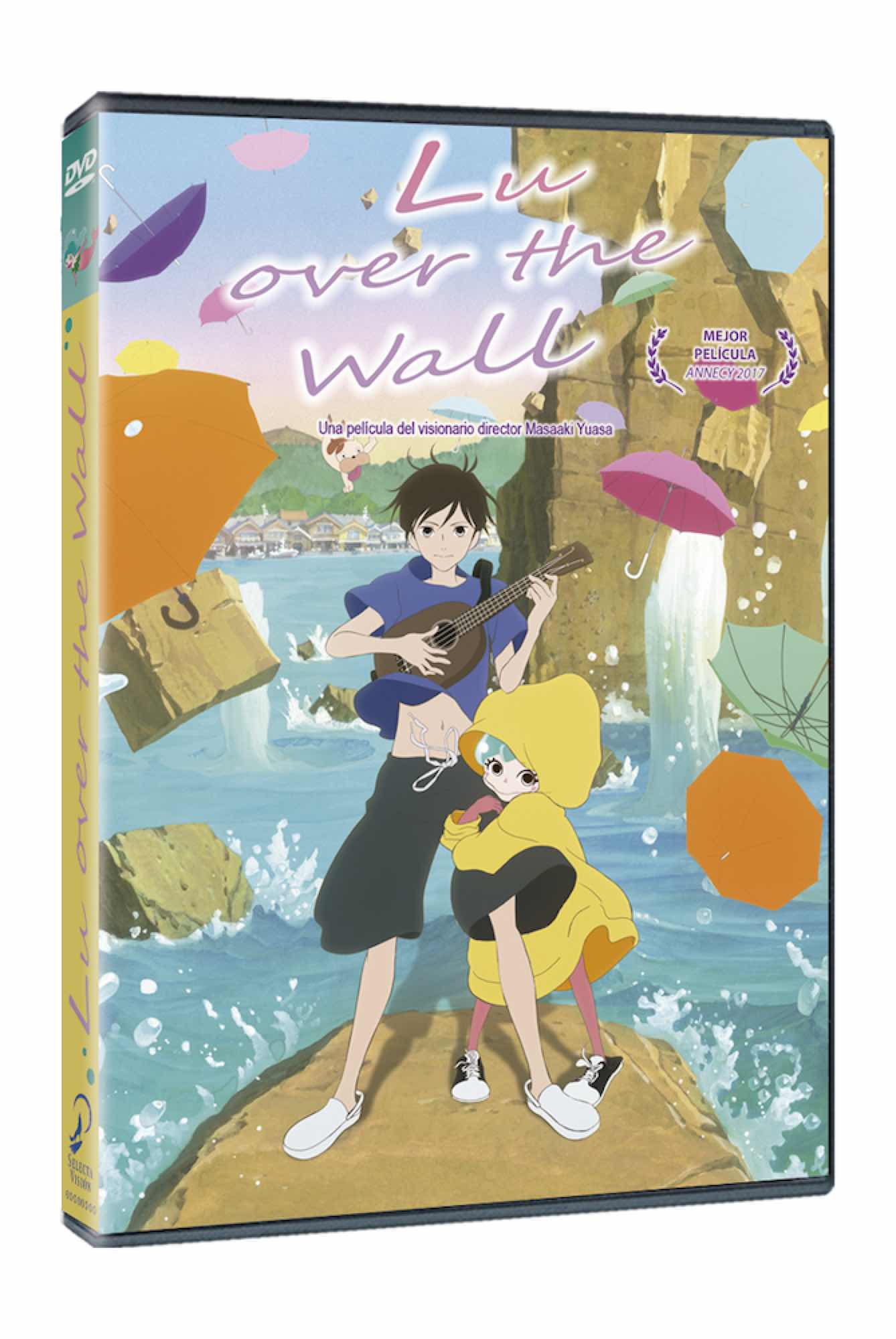 DVD LU OVER THE WALL