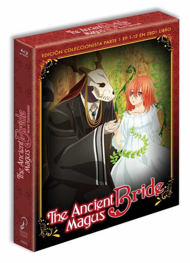 BD THE ANCIENT MAGUS BRIDE PARTE 1
