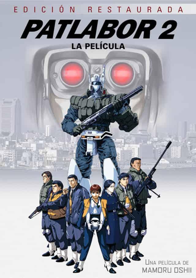 PATLABOR. LA PELICULA 2 DVD