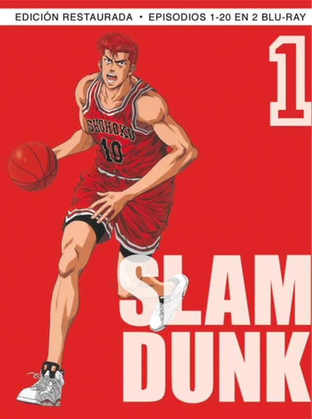 SLAM DUNK BOX 1. BLU·RAY