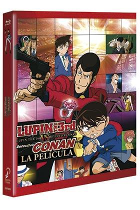 LUPIN VS DETECTIVE CONAN (3 BD). EDICION COLECCIONISTAS