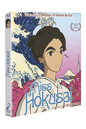 MISS HOKUSAI (3 BD) ED. COLECCIONISTAS