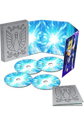SAINT SEIYA BOX 3: CYGNUS BOX (4 BD)