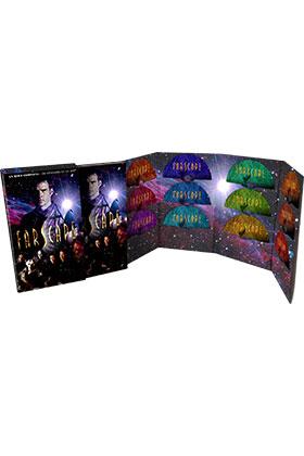 FARSCAPE SERIE COMPLETA (24 DVD)