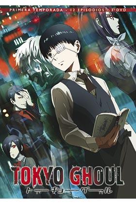 TOKYO GHOUL (3 DVD)