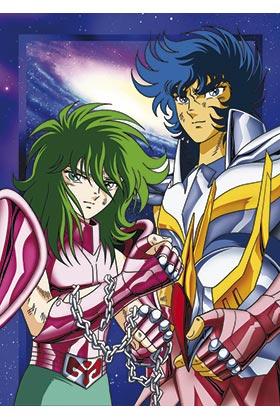 SAINT SEIYA BOX 4 (4 DVD)