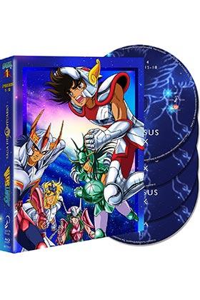 SAINT SEIYA BOX 1 (4 BD)