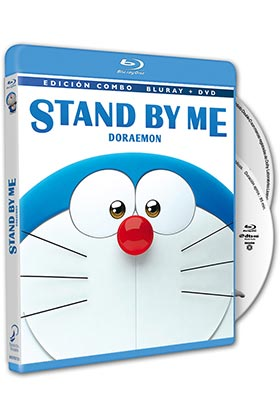 DORAEMON STAND BY ME COMBO (BD+DVD)