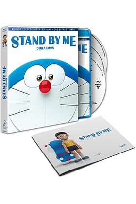 DORAEMON STAND BY ME DVD