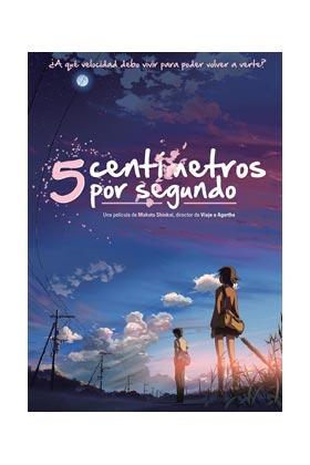 5 CENTIMETROS POR SEGUNDO DVD