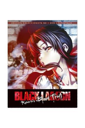BLACK LAGOON ROBERTA'S BLOOD TEMP 1 BD