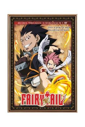 FAIRY TAIL BOX TEMPORADA 2 (3 DVD)