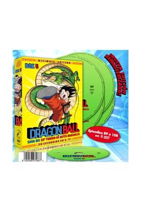 DRAGON BALL BOX 5 ( 5 DVD): ULTIMATE EDITION