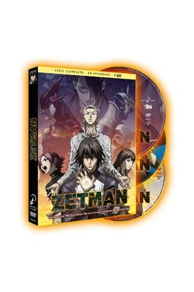 ZETMAN SERIE COMPLETA  (3 DVD)