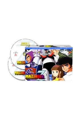 MAZINGER Z BOX 1 (3 BD)