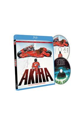 AKIRA - BLU·RAY + DVD COMBO