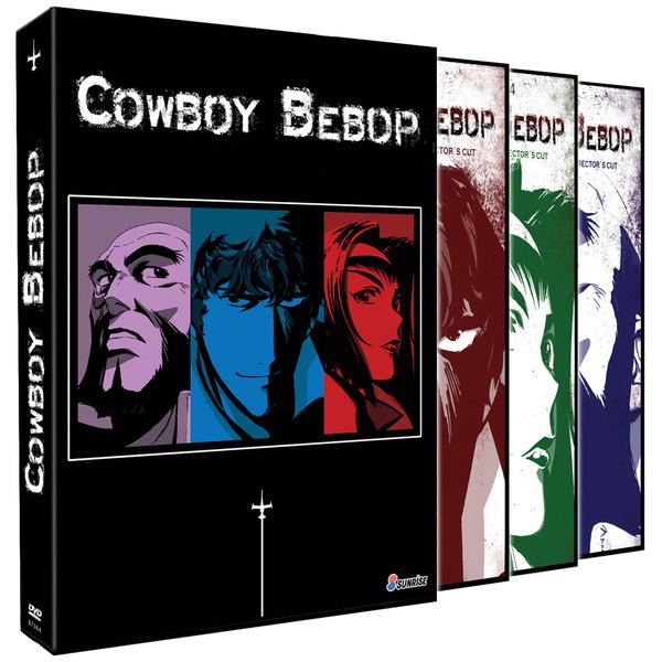 COWBOY BEBOP - ED.INTEGRAL (5 DVD) SERIE COMPLETA
