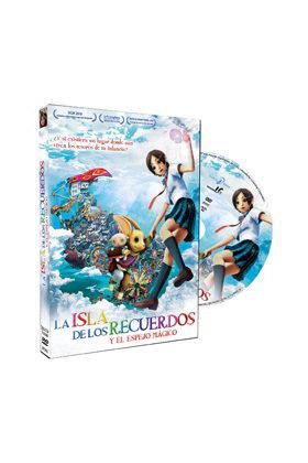 LA ISLA DE LOS RECUERDOS Y EL ESPEJO MAGICO DVD