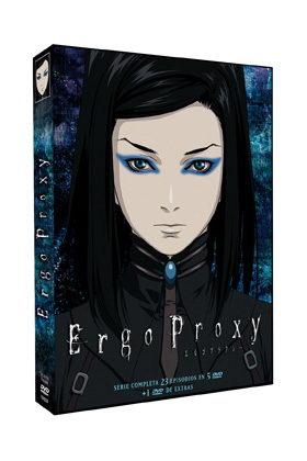ERGO PROXY  ED. INTEGRAL (6 DVD)