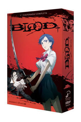 BLOOD + 1ª TEMP. ED. INTEGRAL (6 DVD)