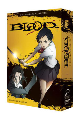 BLOOD + 2ª TEMP. ED. INTEGRAL (6 DVD)