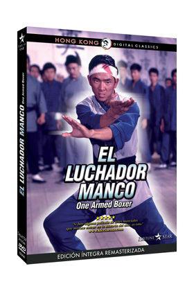 EL LUCHADOR MANCO DVD