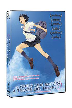 LA CHICA QUE SALTABA A TRAVES DEL TIEMPO DVD