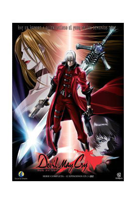 DEVIL MAY CRY  ED. INTEGRAL (6 DVD)