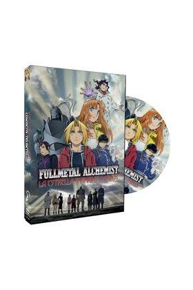 FULL METAL ALCHEMIST - LA ESTRELLA SAGRADA DE MILOS DVD