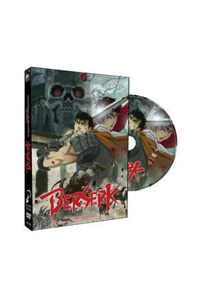 BERSERK LA EDAD DE ORO I   DVD