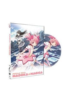PUELLA MAGI MADOKA MAGICA DVD SERIE VOL.1