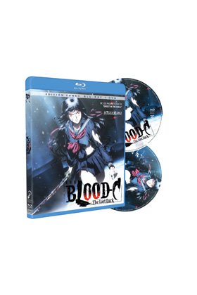 BLOOD C: THE LAST DARK - BLU·RAY + DVD