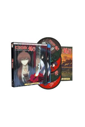 KENSHIN: EL GUERRERO SAMURAI  BD+DVD -ED.COLECCIONISTA