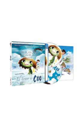 EL VERANO DE COO ED.COLECCIONISTA COMBO BD + DVD