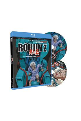ROUJIN Z -COMBO BD+DVD