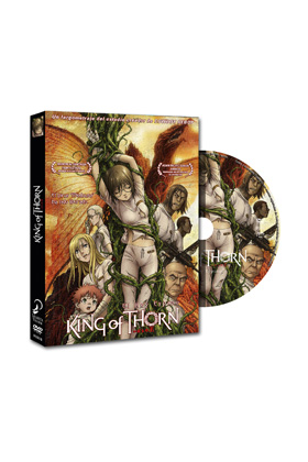 KING OF THORN. EL REY ESPINO -DVD