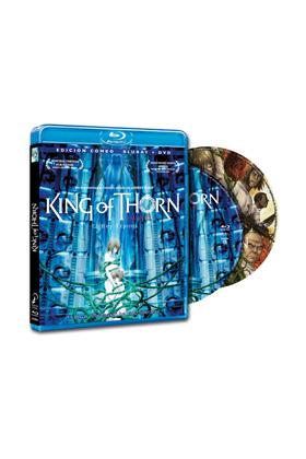 KING OF THORN. EL REY ESPINO -BLU RAY