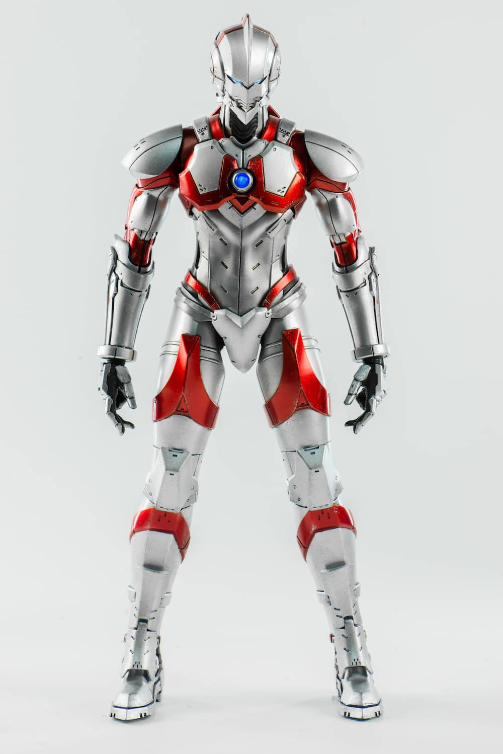 ULTRAMAN SUIT FIGURA 31 CM 1/6 SCALE COLLECTIBLE FIGURE ULTRAMAN