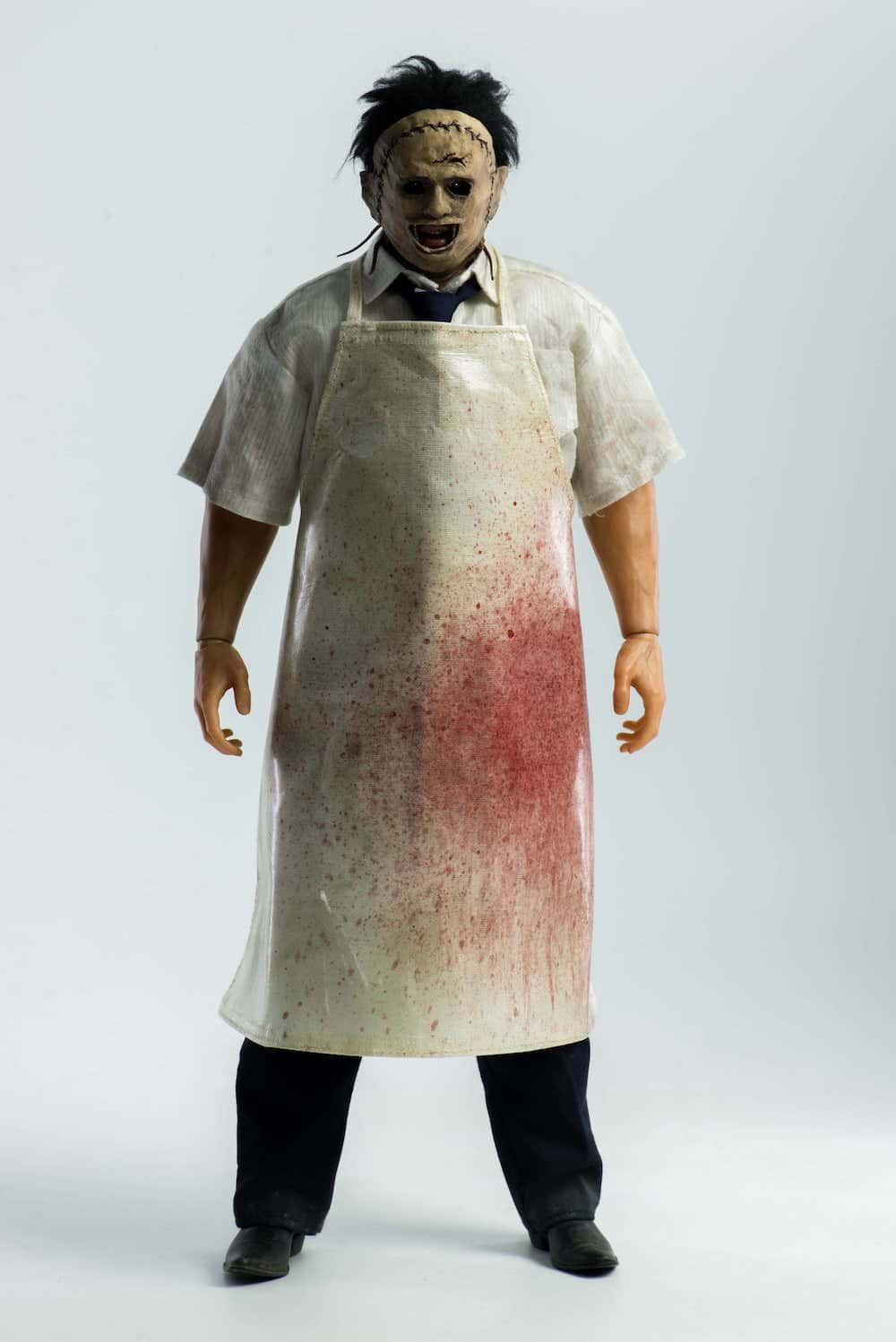 LEATHERFACE FIGURA 32 CM THE TEXAS CHAINSAW MASSACRE 1/6 SCALE COLLECTIBLE FIGURE