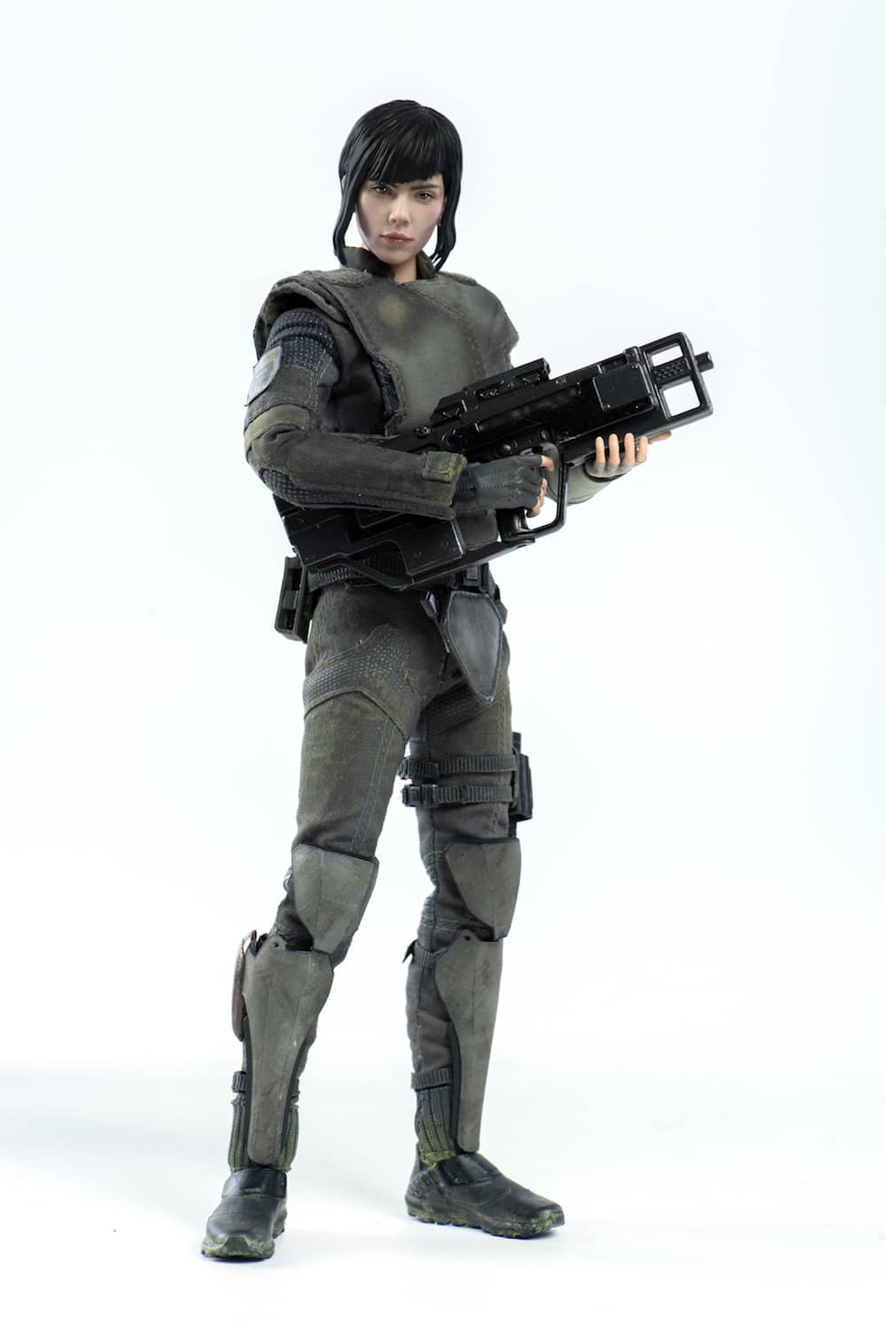 MAJOR  FIGURA 26,5 CM THREEZERO GHOST IN THE SHELL MOVIE