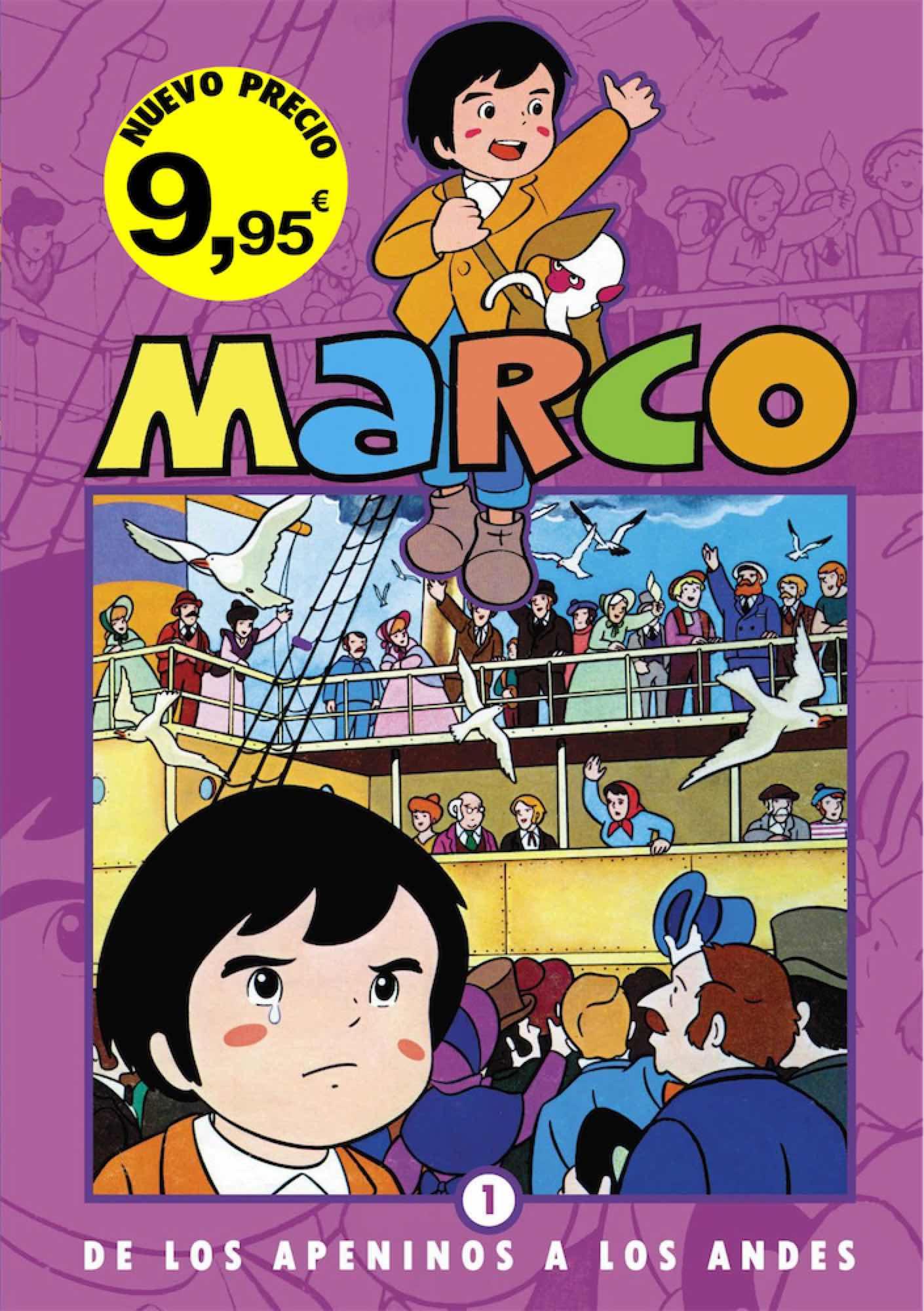 MARCO. DE LOS APENINOS A LOS ANDES 01